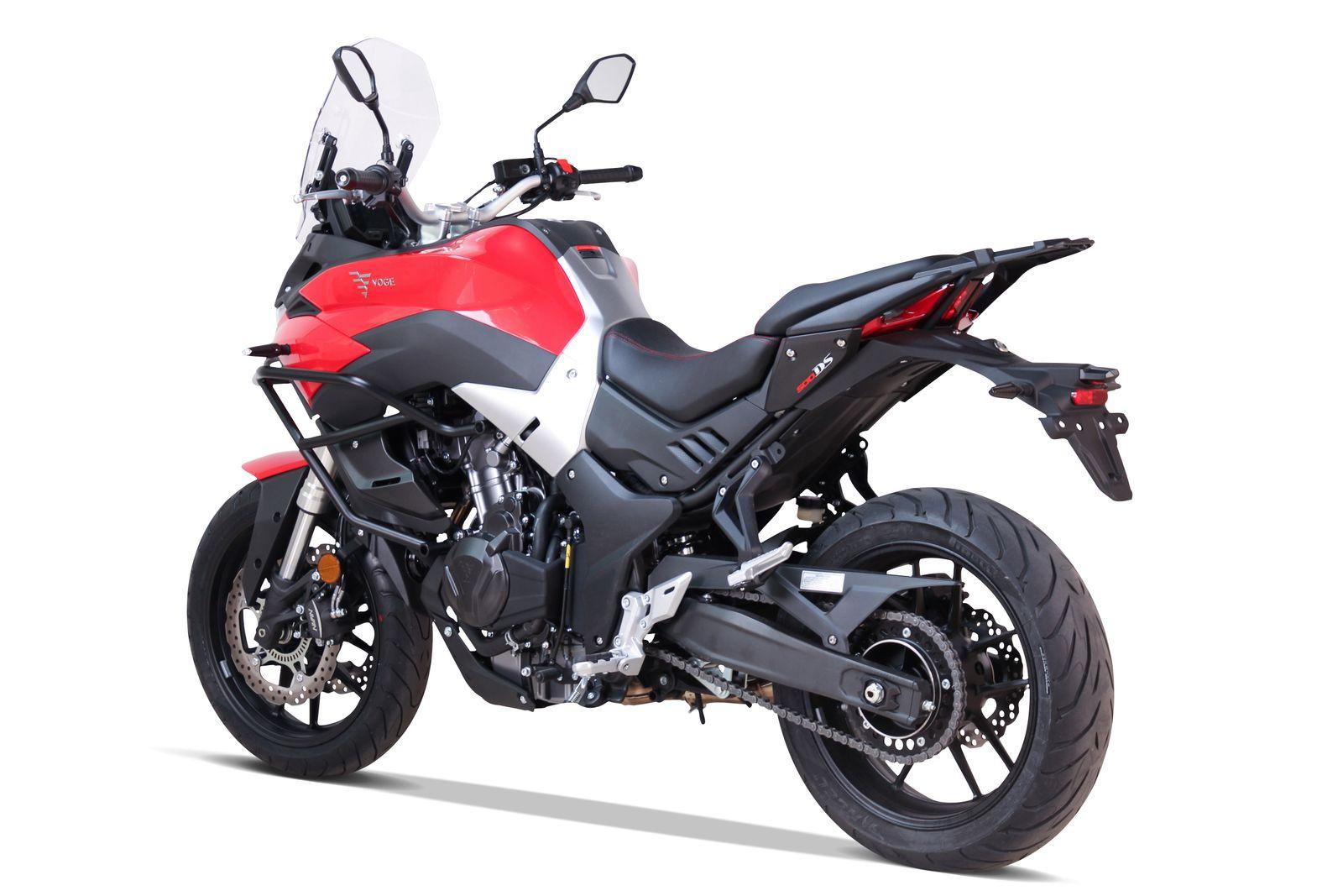 Motorräder aus China: Voge 500DS