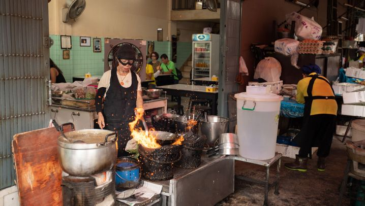"""Streetfood"" bei Netflix: Kulinarik und Tragik"