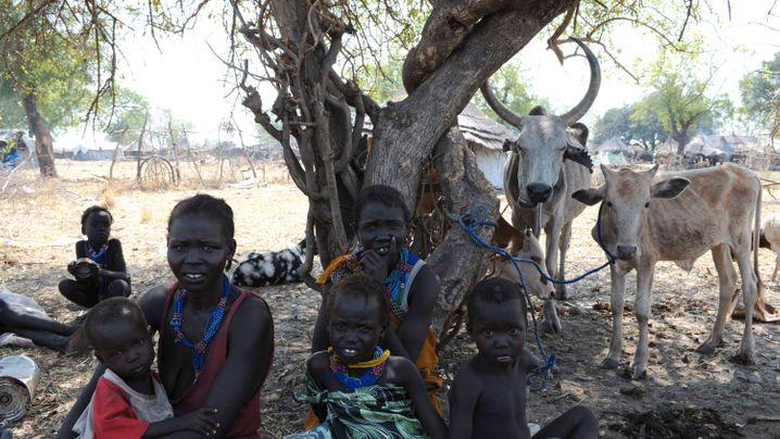 Südsudan: Brutaler Stammeskrieg am Rand der Welt