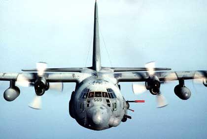 Flugzeug AC-130