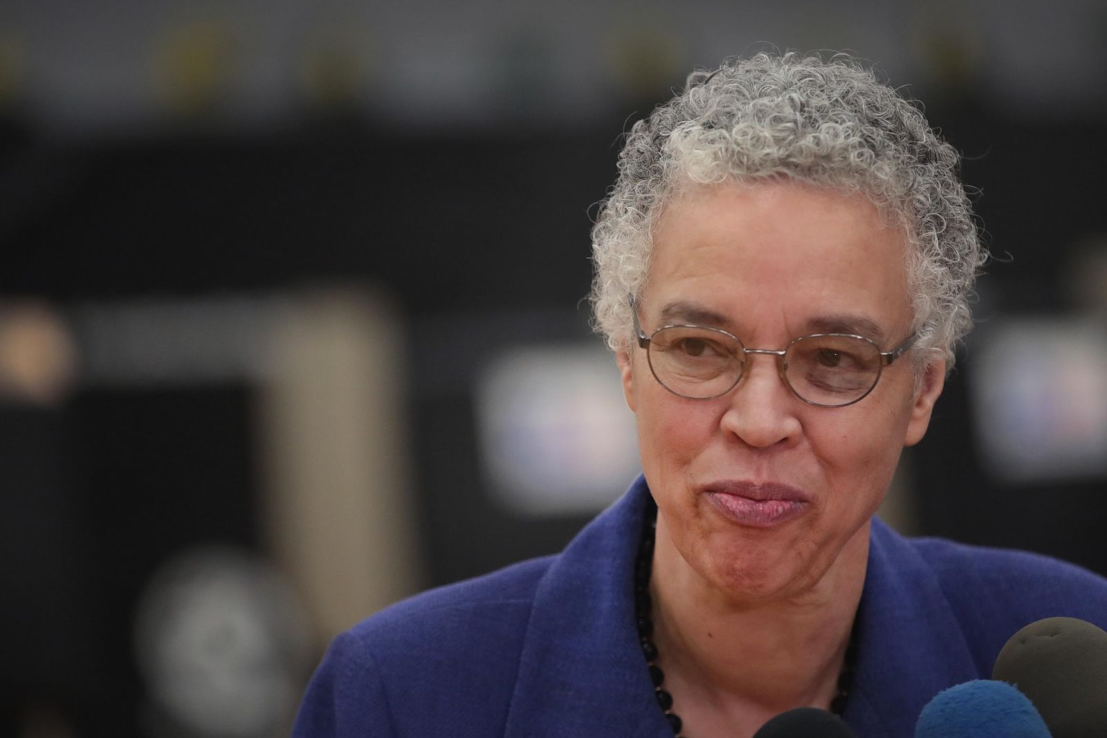 Toni Preckwinkle Chicago