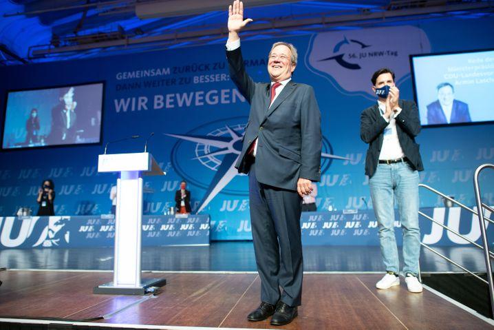 Laschet bei JU-Veranstaltung in Köln: »Auf der Straße beschimpft«