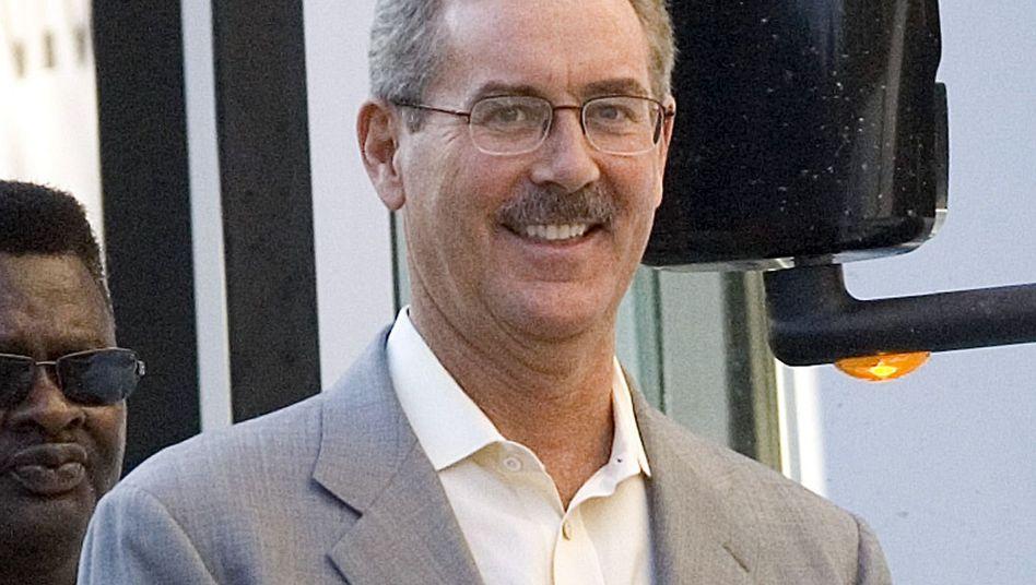 Ex-Bankier Stanford (Archivbild): Zu wenig Geld für gute Verteidigung