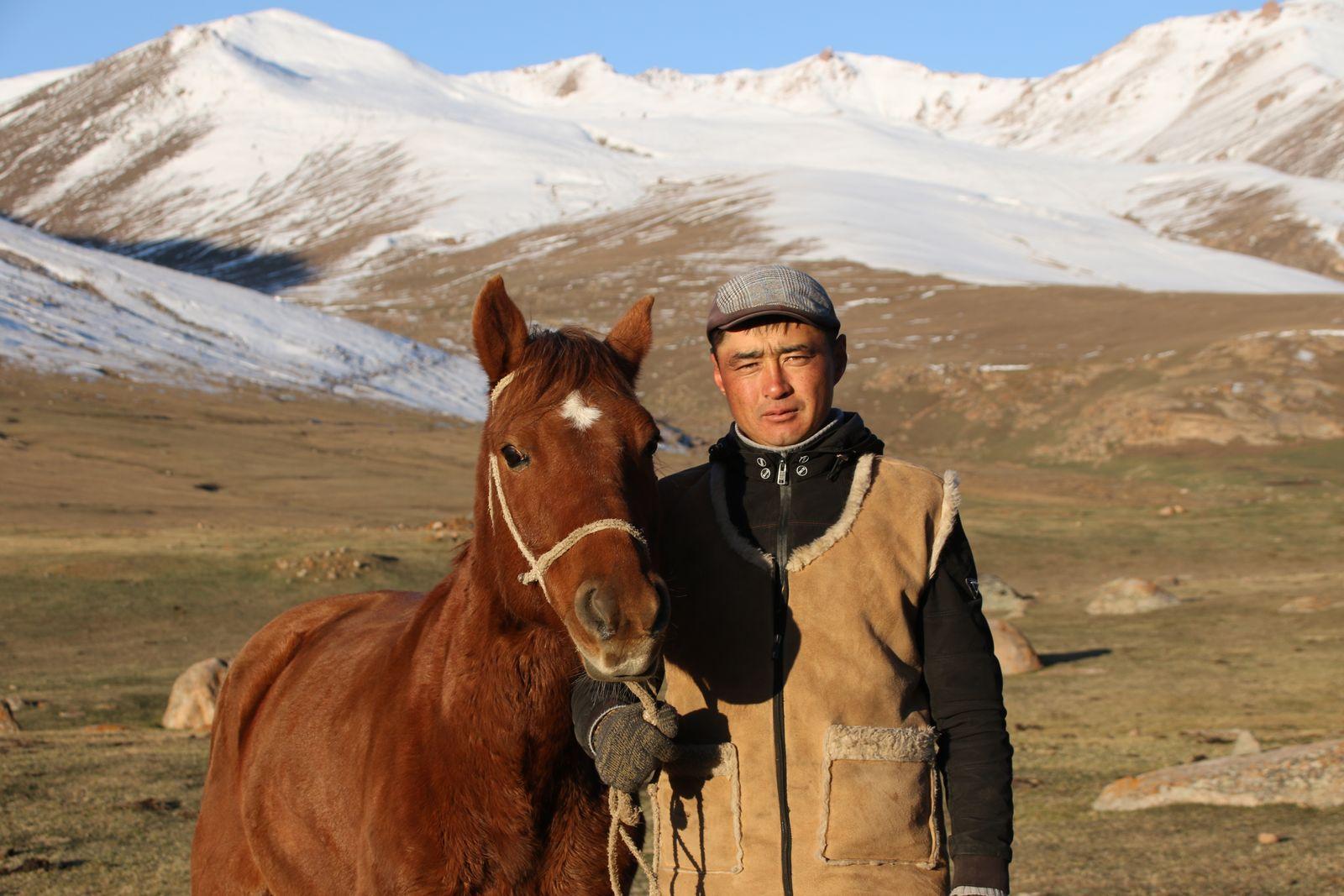 Kirgistan/ Win Schumacher