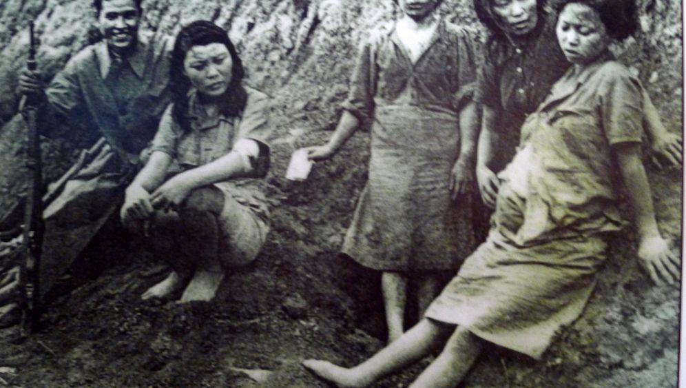 Zwangsprostitution im Zweiten Weltkrieg: Japans Schande