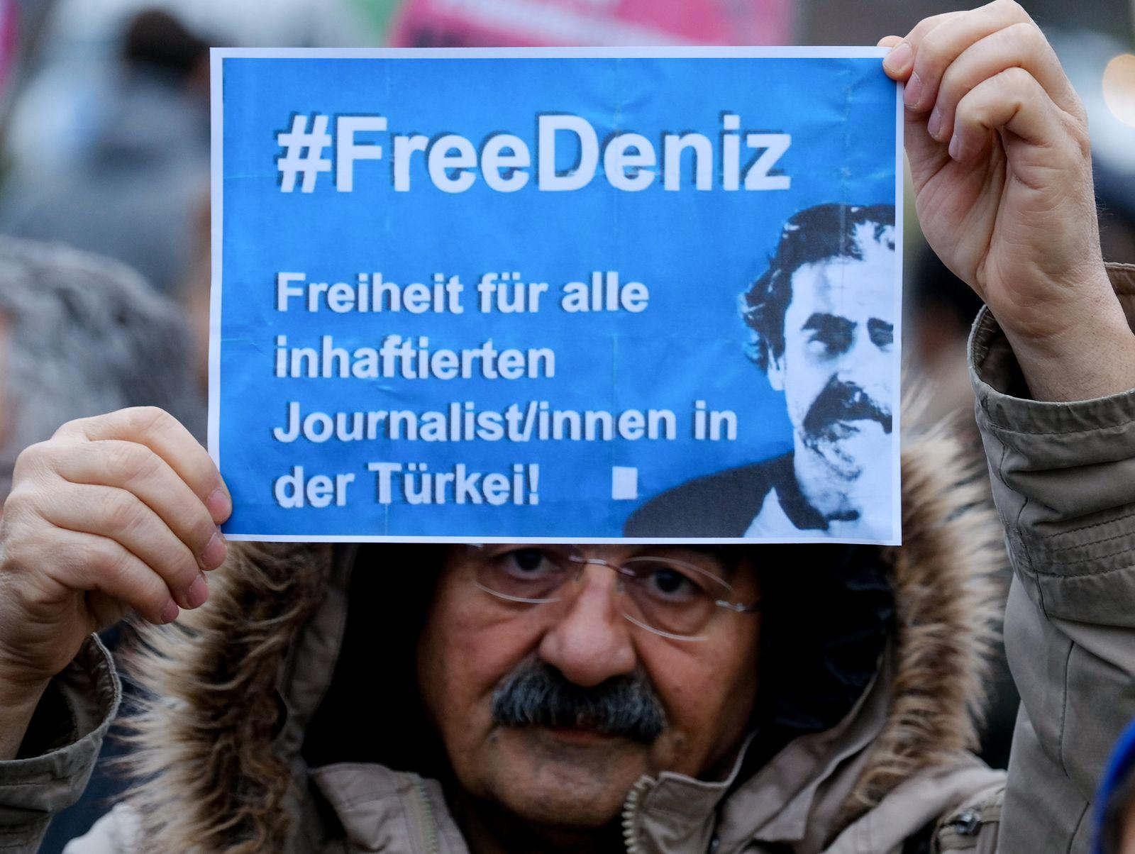 Deniz / Yücel / #FreeDeniz