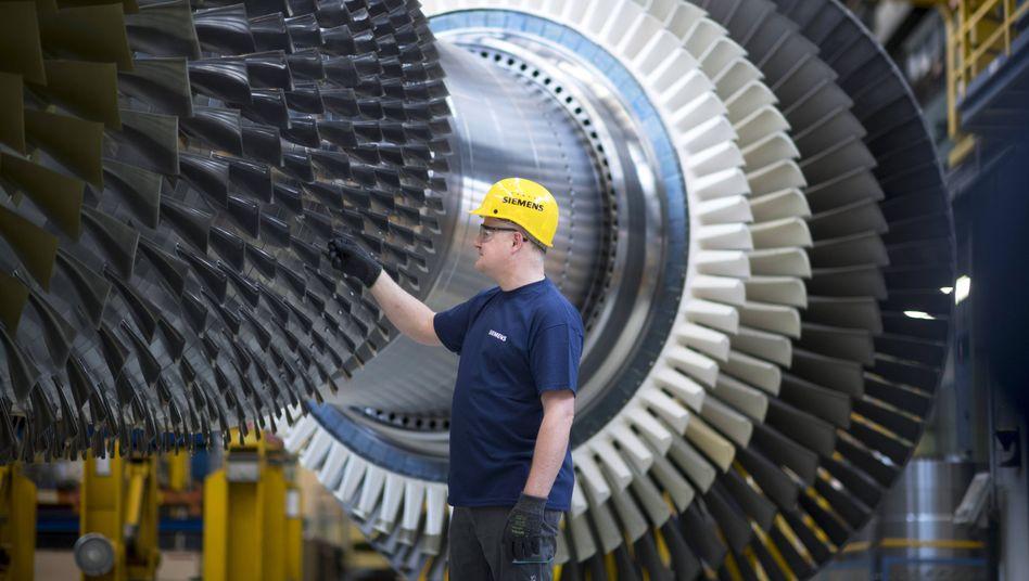 Siemens-Turbinen-Werk (Archiv)