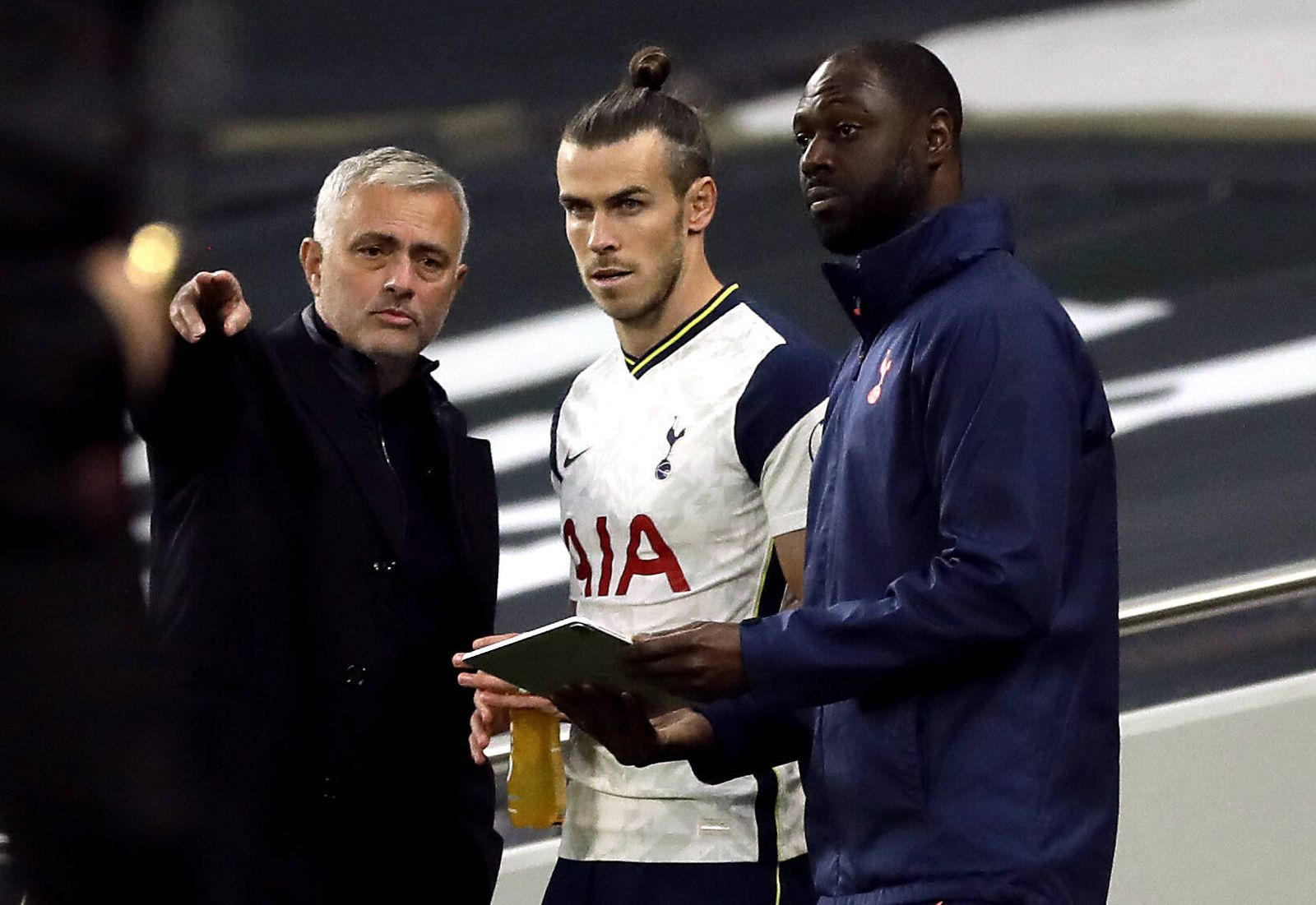 Tottenham Hotspur v West Ham United - Premier League - Tottenham Hotspur Stadium Tottenham Hotspur manager Jose Mourinh