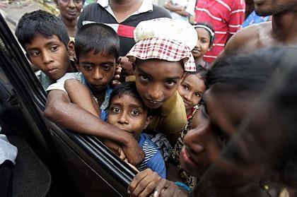 Waisenkinder in Sri Lanka: Ausbeutung von Unschuldigen in Zeiten der Katastrophe