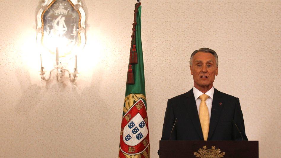 Cavaco Silva: Regierung soll bis 2015 weitermachen