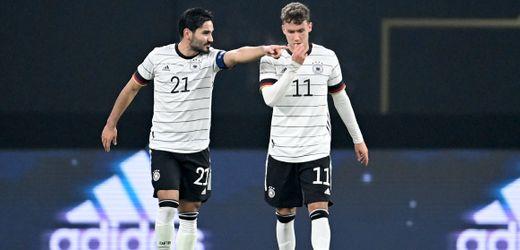 Deutsche Nationalmannschaft im Corona-Jahr: Noch zwei Spiele, dann ist es vorbei