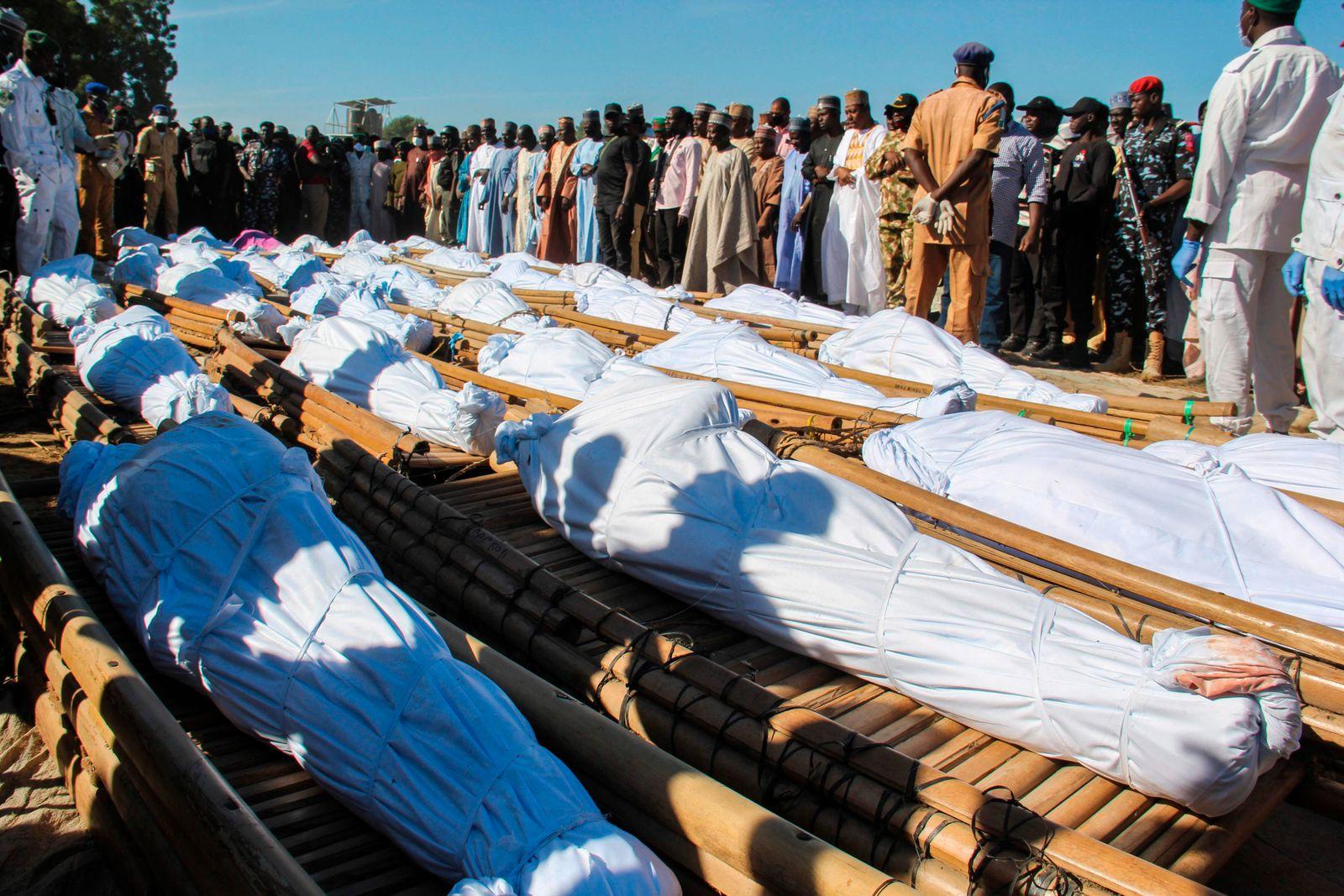 TOPSHOT-NIGERIA-UNREST-BOKOHARAM