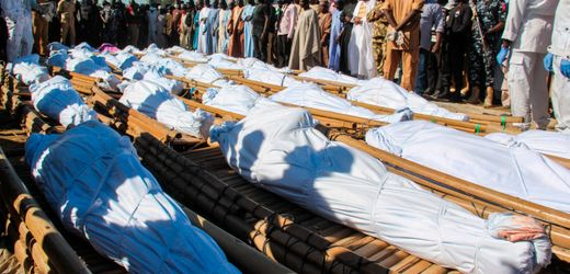 Boko Haram: Islamisten töten Dutzende Menschen in Nigeria