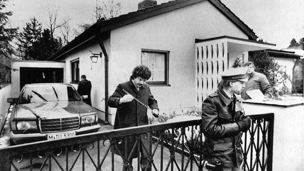 RAF-Opfer Ernst Zimmermann: Mordkommando in der Vorortsiedlung