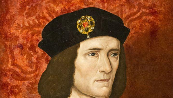 England: Knochen unter Parkplatz gehören König Richard III.