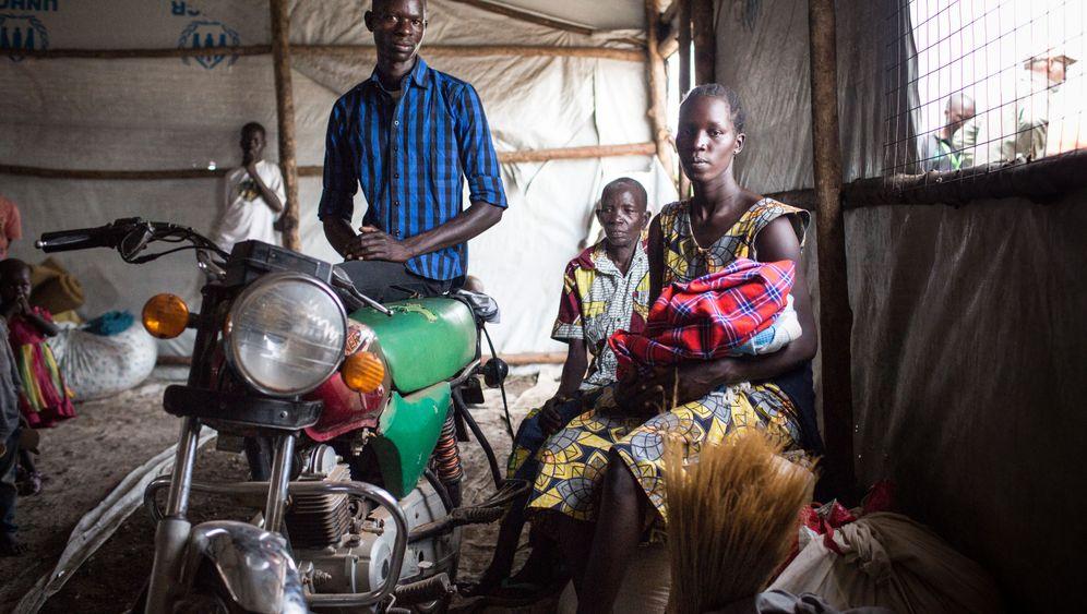 Photo Gallery: Uganda's Open-Door Refugee Policy