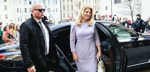 """Slovakian President Zuzana Čaputová On the Errors Made in the Pandemic: """"We Underestimated the Danger"""""""