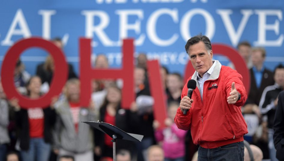 Berlin is concerned about what a Romney victory could mean for trans-Atlantic relations.