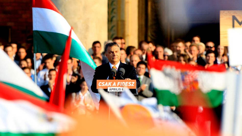 Parlamentswahlen in Ungarn: Premier Orbán geht als klarer Favorit ins Rennen
