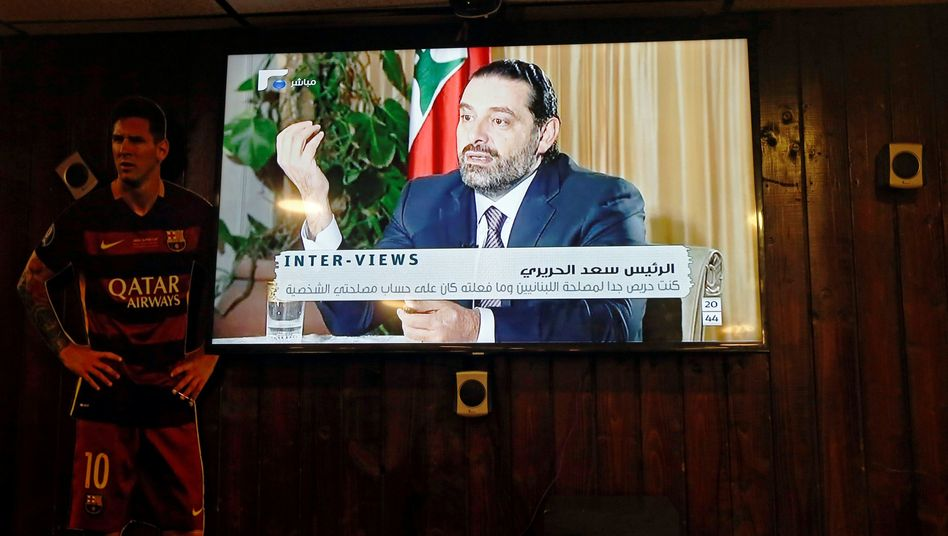 Saad Hariri in TV-Interview