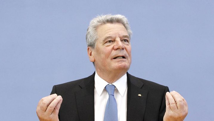 Photo Gallery: Joachim Gauck Runs for the Center-Left