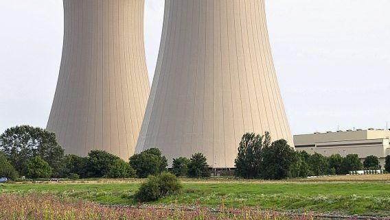 Mögliches Angriffsziel Atomkraftwerk