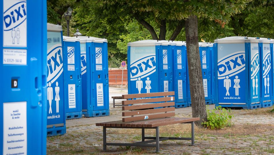 Vom Familienbetrieb zum Investorenkonzern: Dixi-Toiletten in Magdeburg