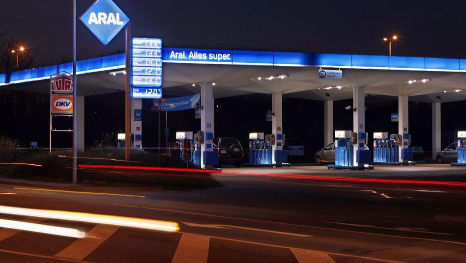 Aral-Tankstelle: Die Tage des Normalbenzins sind gezählt