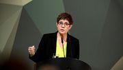 Union fordert Neuwahlen in Thüringen