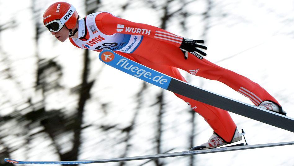 Skispringer Wellinger: Erster Weltcup-Sieg seiner Karriere