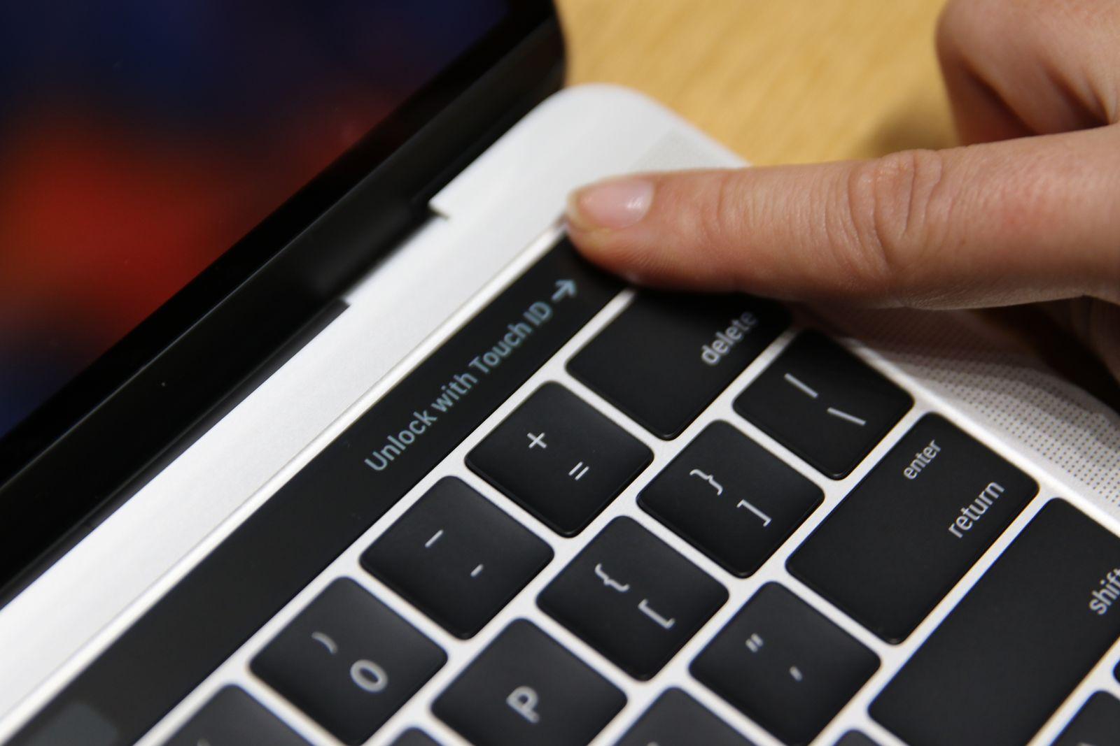 Apple ersetzt Funktionstasten durch TouchBar