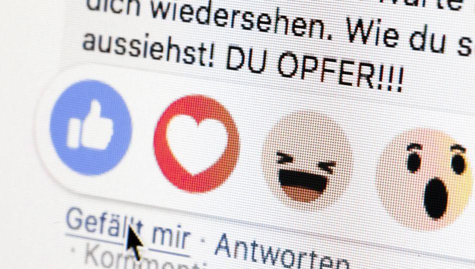 """""""Beleidigungen sind in der Anonymität des Internets oft enthemmter"""", sagt Bayerns Justizminister Eisenreich"""