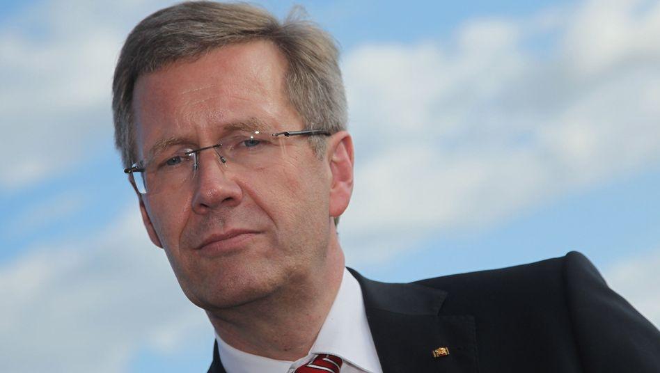 Wulff (beim Besuch in der Schweiz): Vermittler zwischen Sarrazin und Bundesbank