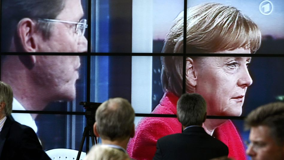 Angela Merkel has won a second term as chancellor of Germany -- but at what price?