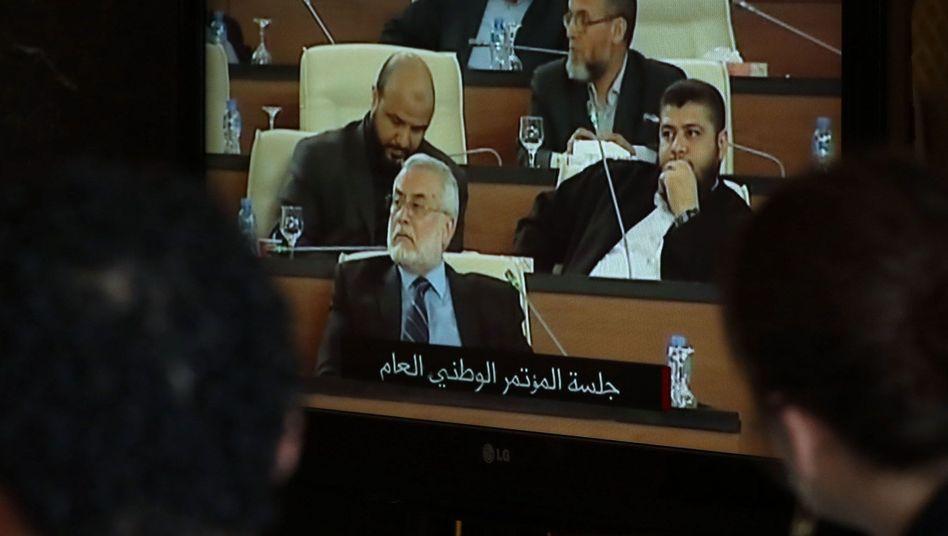 """TV-Übertragung von Wahl in Libyen: Vizepräsident nennt Wahl """"null und nichtig"""""""