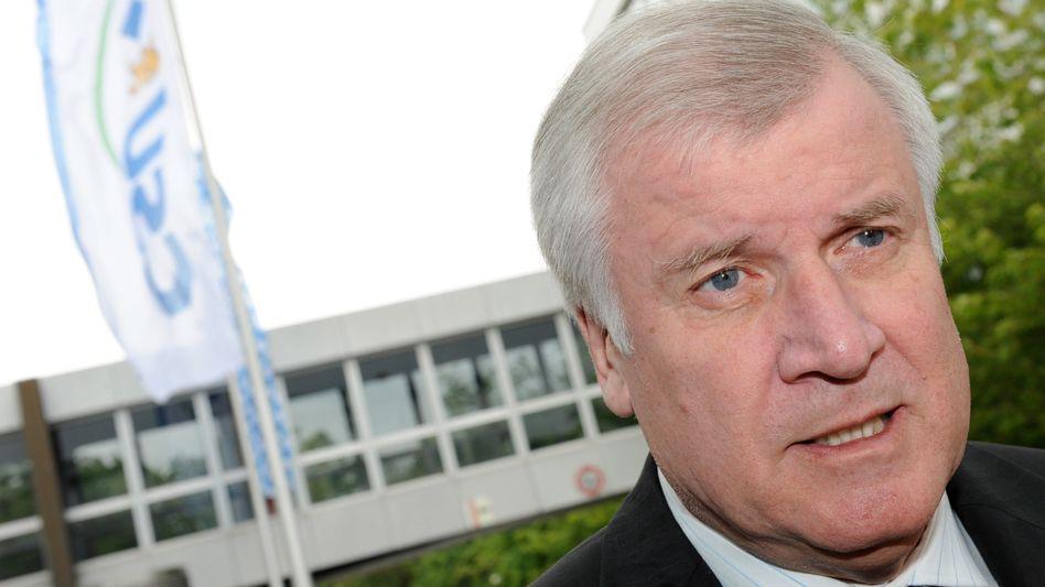 """Parteichef Seehofer: """"Mit der CSU wird es keine Steuererhöhungen geben"""""""