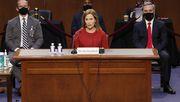 Trump-Kandidatin Barrett weicht kritischen Fragen aus