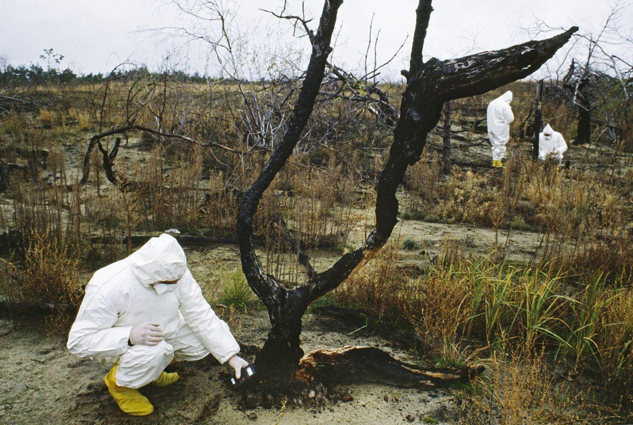 EINMALIGE VERWENDUNG Atomare Wüsten #10