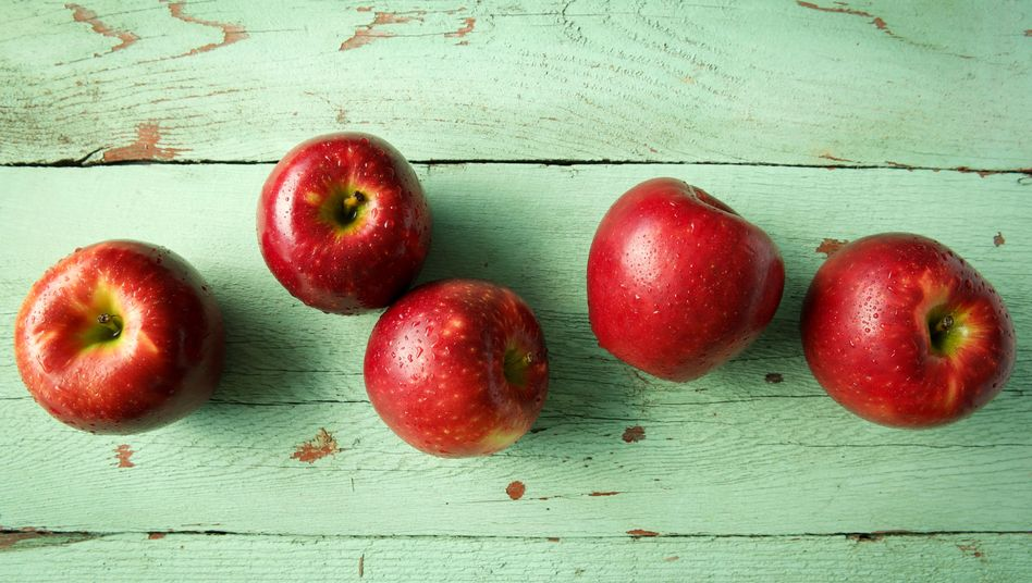 Cosmic Crisp: Die Wunderäpfel sollen noch in dieser Woche auf den Markt kommen