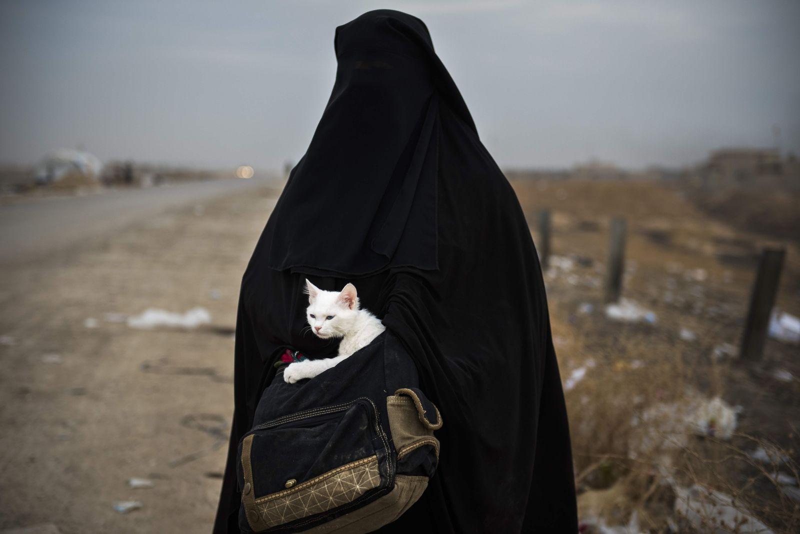 Irak/Frau