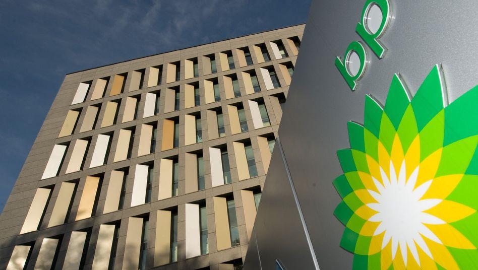 BP-Firmenlogo: Ärger in Russland
