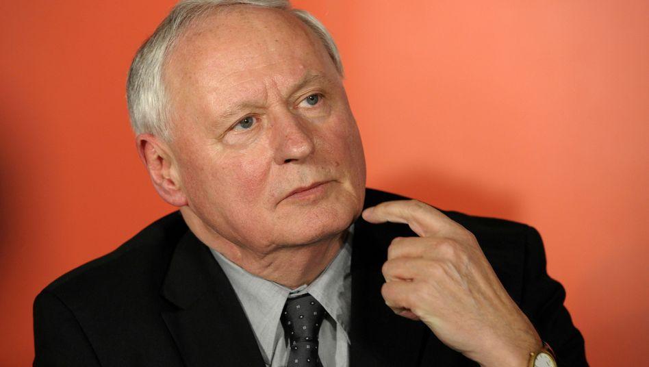 Rückzug als Linken-Chef: Lafontaine gibt Parteivorsitz ab