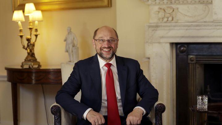 Martin Schulz: Vom Fußball in die Politik