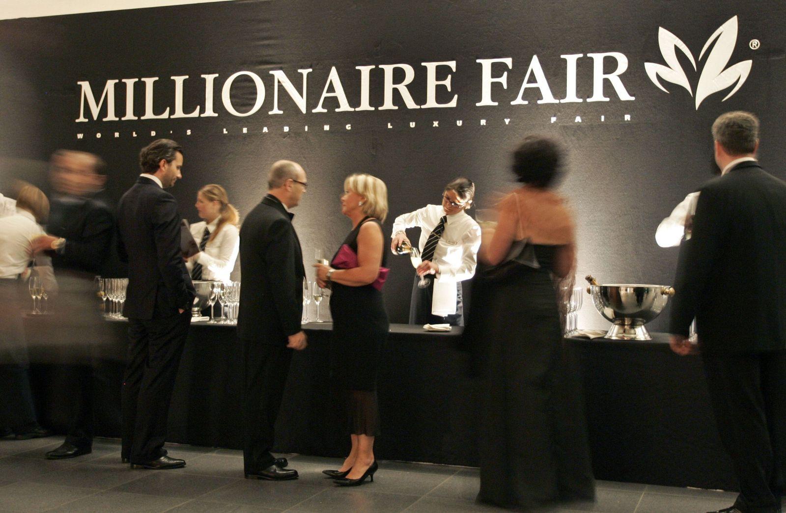 Millionärs-Messe in München