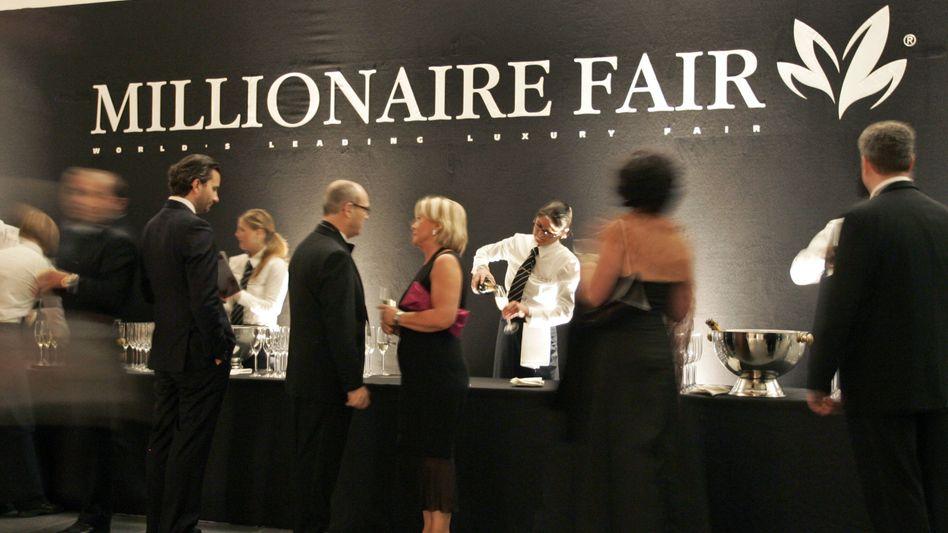 """Luxusmesse in München (Archivbild): """"Keine objektive Lösung für Verteilungsgerechtigkeit"""""""