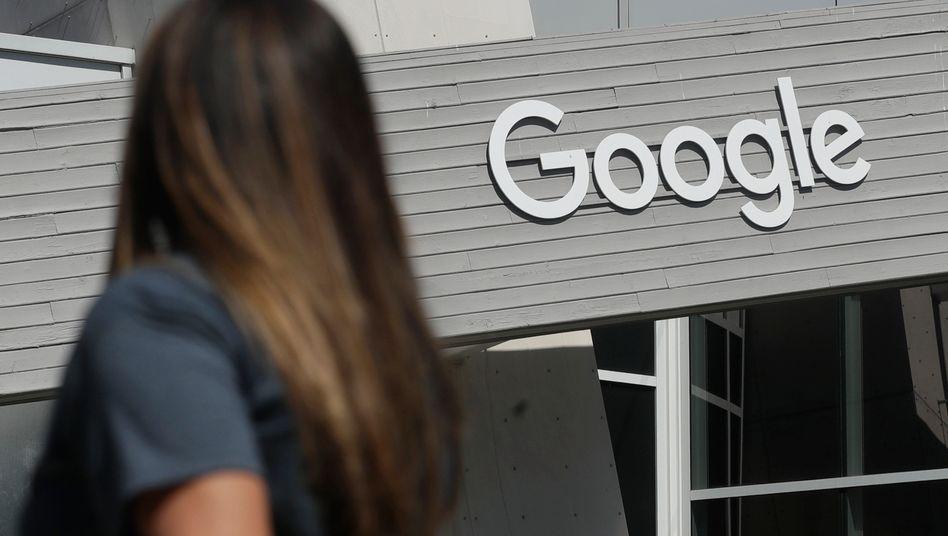 »Forschungszensur«: Google-Campus in Mountain View