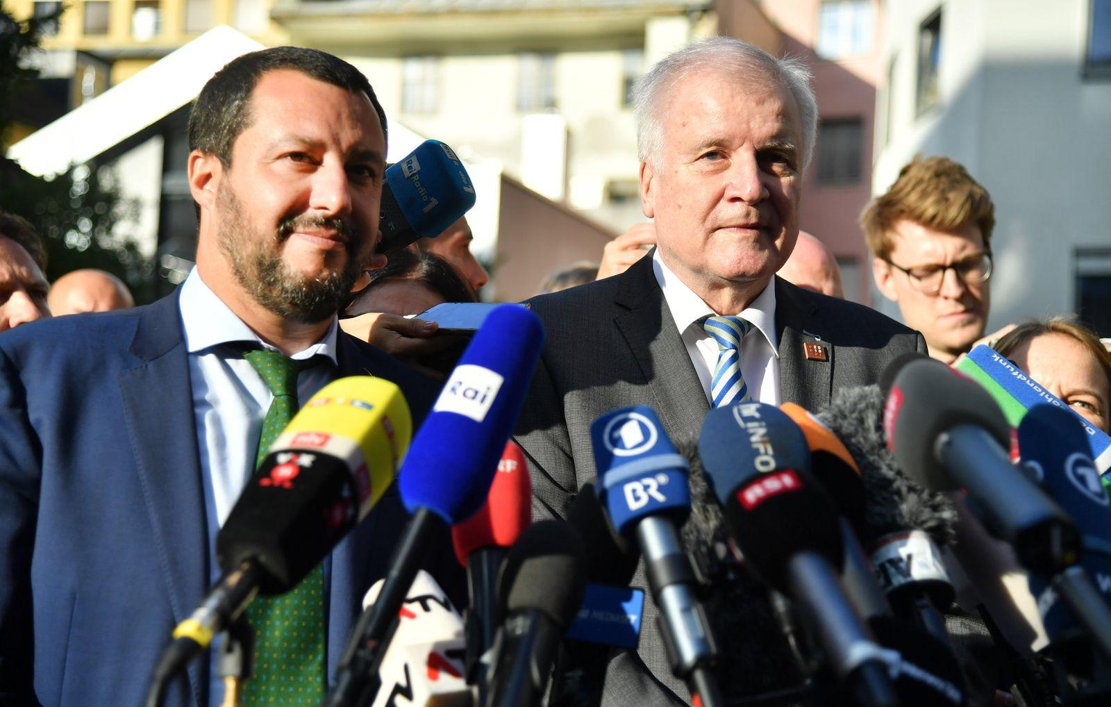 Vor dem EU-Innenministertreffen in Österreich