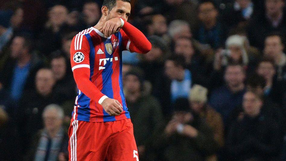 Bayern-Spieler Benatia: Nur gegen Moskau sitzt er draußen