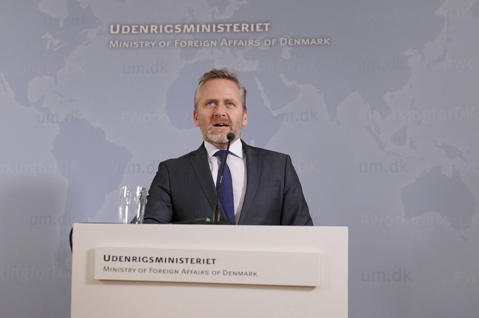 Dänemark/Iran