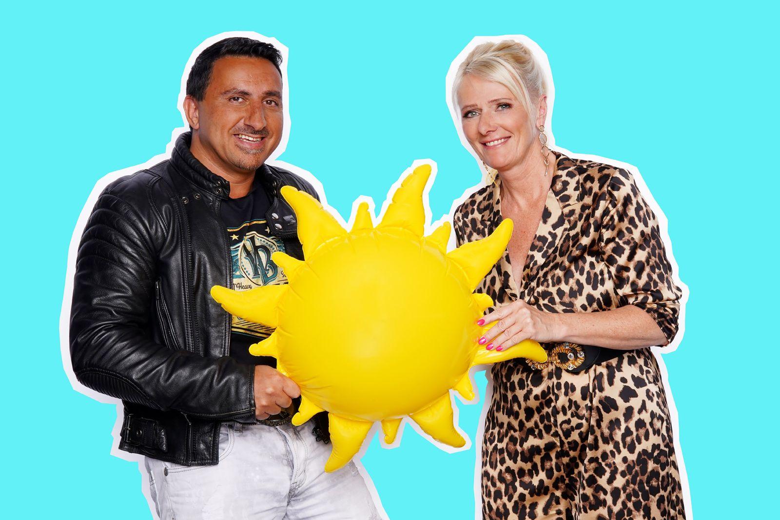 EINMALIGE VERWENDUNG TV/ Das Sommerhaus der Stars